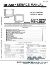 Buy Sharp 20-21-A-AG-1-2 SM GB-JP Manual.pdf_page_1 by download #177834