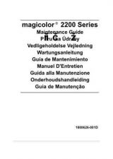 Buy Minolta MC2200 MAINTAIN Service Schematics by download #138211