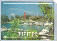 Buy FL Jupiter Lighthouse Postcard Jupiter Lighthouse lighthouse_box1~121