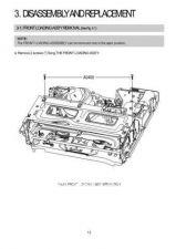 Buy Daewoo K30MECHA 2 Manual by download Mauritron #184563