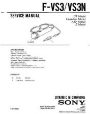 Buy SONY FH-MHC-801 Service Manual by download #166806