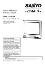 Buy Sanyo CE25MT3-B-01 Manual by download #173055