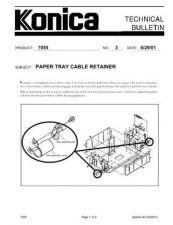 Buy Konica D Service Schematics by download #135547