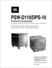 Buy INFINITY PSW1000 SM Service Manual by download #151353