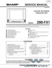 Buy Sharp 29BFX1 SM GB Manual.pdf_page_1 by download #178181