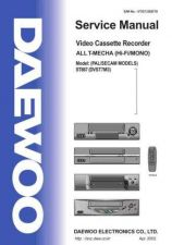 Buy Daewoo ST867 e (E) Service Manual by download #155120