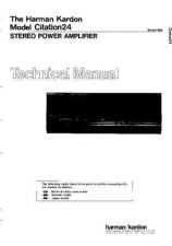 Buy Harman Kardon CITATION 24 SM Manual by download Mauritron #185630
