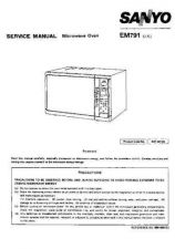 Buy Sanyo EM-S350 Manual by download #174371