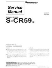 Buy PIONEER R2298 Service Data by download #153270