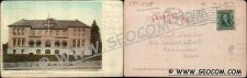 Buy CT Norwich Postcard East Broad School Undivided Back ct_box4~2338