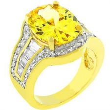 Buy Sunny Cocktail Ring (size: 05)