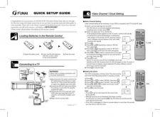Buy Funai 31B-250 254 450 454 HM210BD QSG 0303 4B Manual by download #161187