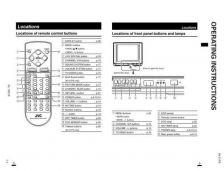 Buy JVC 56018IEN Service Schematics by download #122531