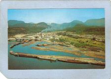Buy CAN Powell River Postcard World' Largest Single Unit Newsprint Mill can_bo~65