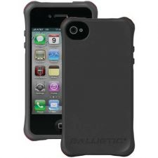 Buy Ballistic Iphone 4 And 4s Ls Smooth Case (charcoal Gray; 4 Orange; 4 Charcoal)