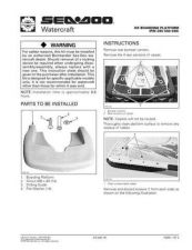 Buy SEADOO SSI9723A Service Manual by download #157755