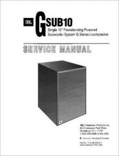 Buy HARMAN KARDON AVR75RDS SM Service Manual by download #142121