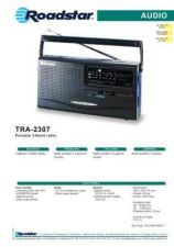 Buy ROADSTAR TRA-2307 by download #128523
