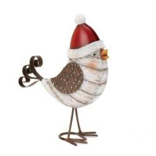 Buy Metal Birdie Holiday Decor