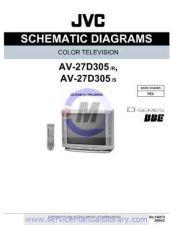 Buy Sharp AV-27D305 SCH Manual by download #179679