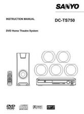 Buy Sanyo DC-SF3 Operating Guide by download #169204