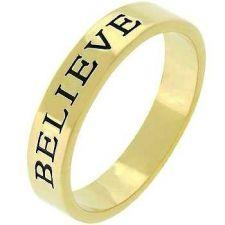 Buy Believe Ring (size: 04)