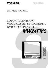 Buy TOSHIBA MW24FM5 SVCMAN ON by download #129595