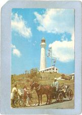 Buy BER Bermuda Lighthouse Postcard Gibb's Hill Lighthouse w/Horse & Wagon Bic~980
