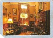 Buy CAN Victoria Postcard Craigdarroch Castle The Smoking Room can_box1~186