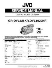 Buy JVC 86675 Service Schematics by download #123064