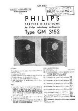 Buy PHILIPS GM3152 CDC-1418 by download #157155