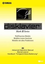 Buy Yamaha DKVMK3FULL B E X2996A0 01 Operating Guide by download Mauritron #204512