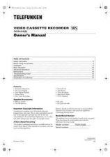Buy Funai TVCR-210(C) HG2E0YD(EN) Manual by download #163014