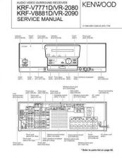 Buy B51-5426-00 Service Schematics by download #130228