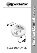 Buy ROADSTAR PCD-9548P by download #128338