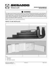 Buy SEADOO SSI9805A Service Manual by download #157765