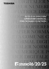 Buy Toshiba GD1060 OPERMAN Service Manual by download #139297