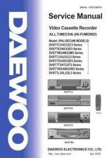 Buy DAEWOO SM ST831 e (E) Service Data by download #150681