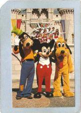 Buy FL Orlando Amusement Park Postcard Walt Disney World Goofy Mickey & Pluto ~277