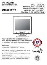 Buy Sanyo CM621FET EL Manual by download #173509