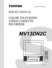 Buy TOSHIBA MV13DN2C SVCMAN ON by download #129519