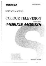 Buy Toshiba 43VJ13P text Manual by download #170712