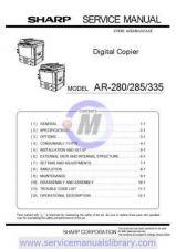 Buy Sharp AR350-450LP-P350-P450 PG GB(1) Manual by download #179438