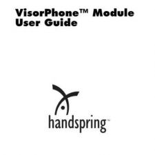 Buy PALM VISORPHONE USER GUIDE by download #127473