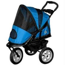 Buy Pet Gear AT3 Generation 2 All-Terrain Pet Stroller Blue