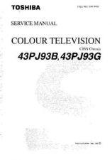 Buy Toshiba 43PH14P mainpower pcb Manual by download #170665
