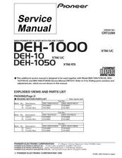 Buy PIONEER C2280 Service Data by download #152524