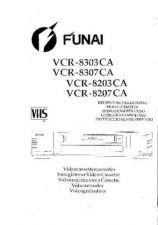 Buy Funai VCR427 627 SERVICE MANUAL Manual by download #163084