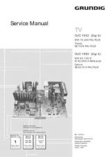 Buy Grundig CUC1984C Service Manual by download #153875
