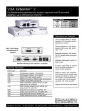 Buy COMMUNICATIONS SPECIALITIES INC SS-1000II by download #120031